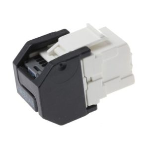 3MCAT5EMOD - 3M Tooless RJ45 K5E CAT5E White UTP Jack