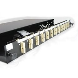 ADC Krone Fibre Patch Panel 12 Way Multimode SC