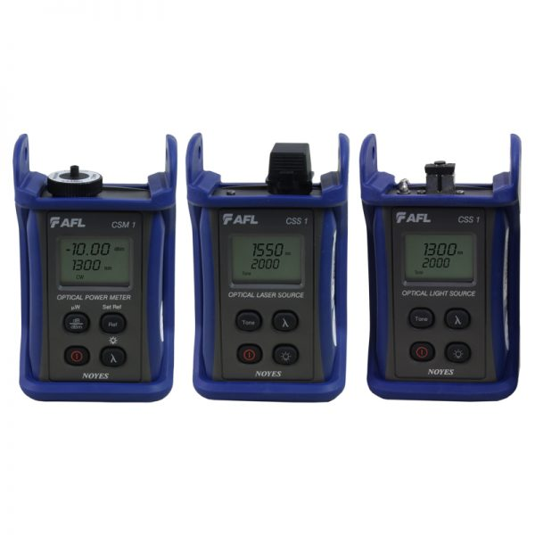 AFL Contractor Series Light Sources and Power Meters