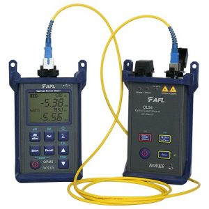 AFL SMLP5-5 Single-mode - Multimode Loss Test Kit