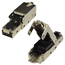 CAT6ATP- Cat6a Field Termination Plug
