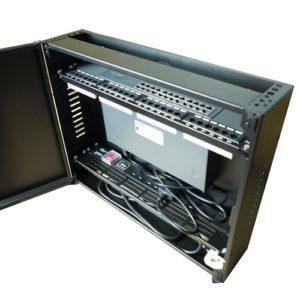 ADLPC4U 2u 4u 19inch Horizontal Vertical Wall Cabinet