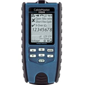 CableMaster 500- Cable tester and fault locator