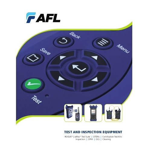 AFL Test and Inspection buyers guide
