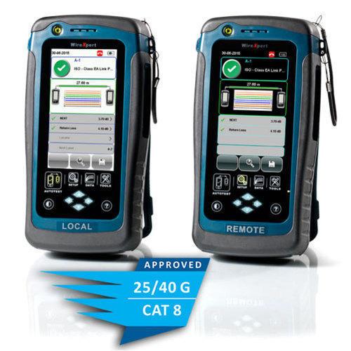 Wirexpert 4500 Cat8 Ready
