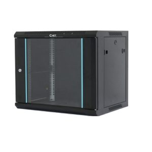 CNET Single Section Wall Mount Cabinet