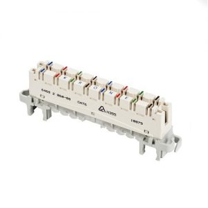 Commscope Netconnect Highband Module Disconnection Cat6 8 Pairs White
