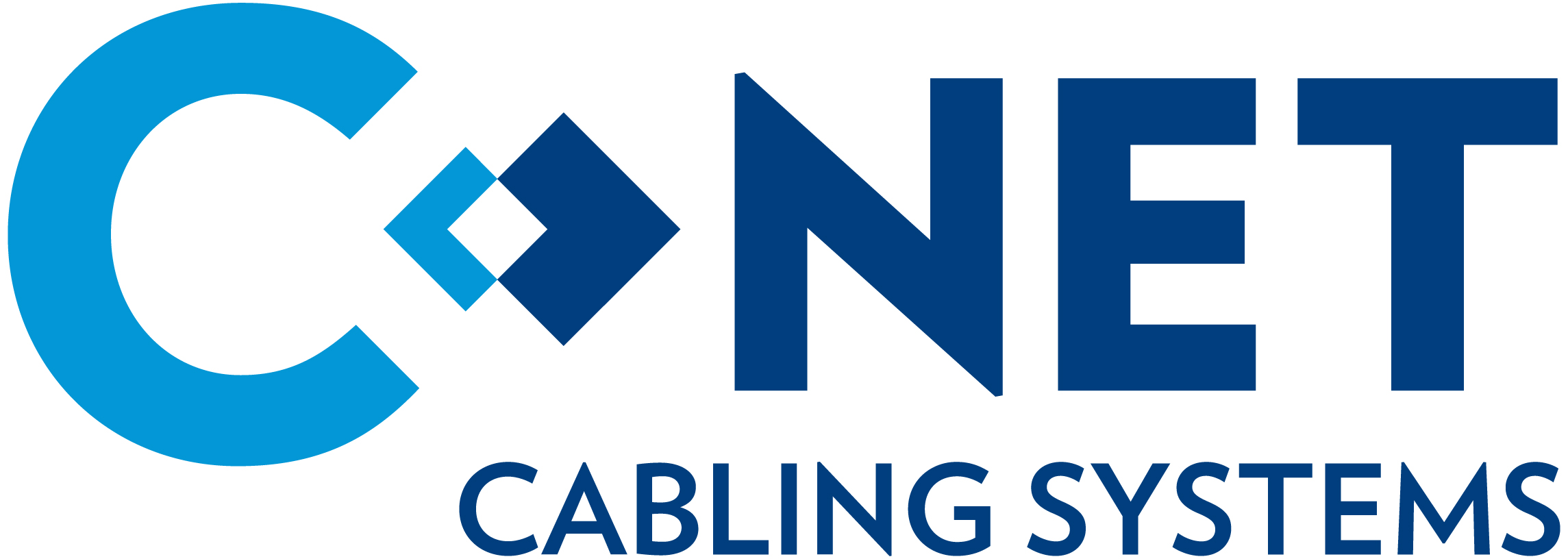 C-NET cabling systems logo