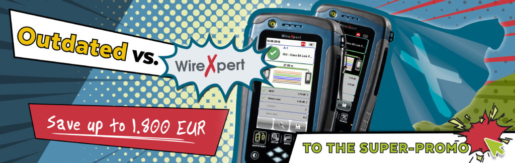 Softing It Networks – WireXpert Trade in Promo!! - Wood Communications
