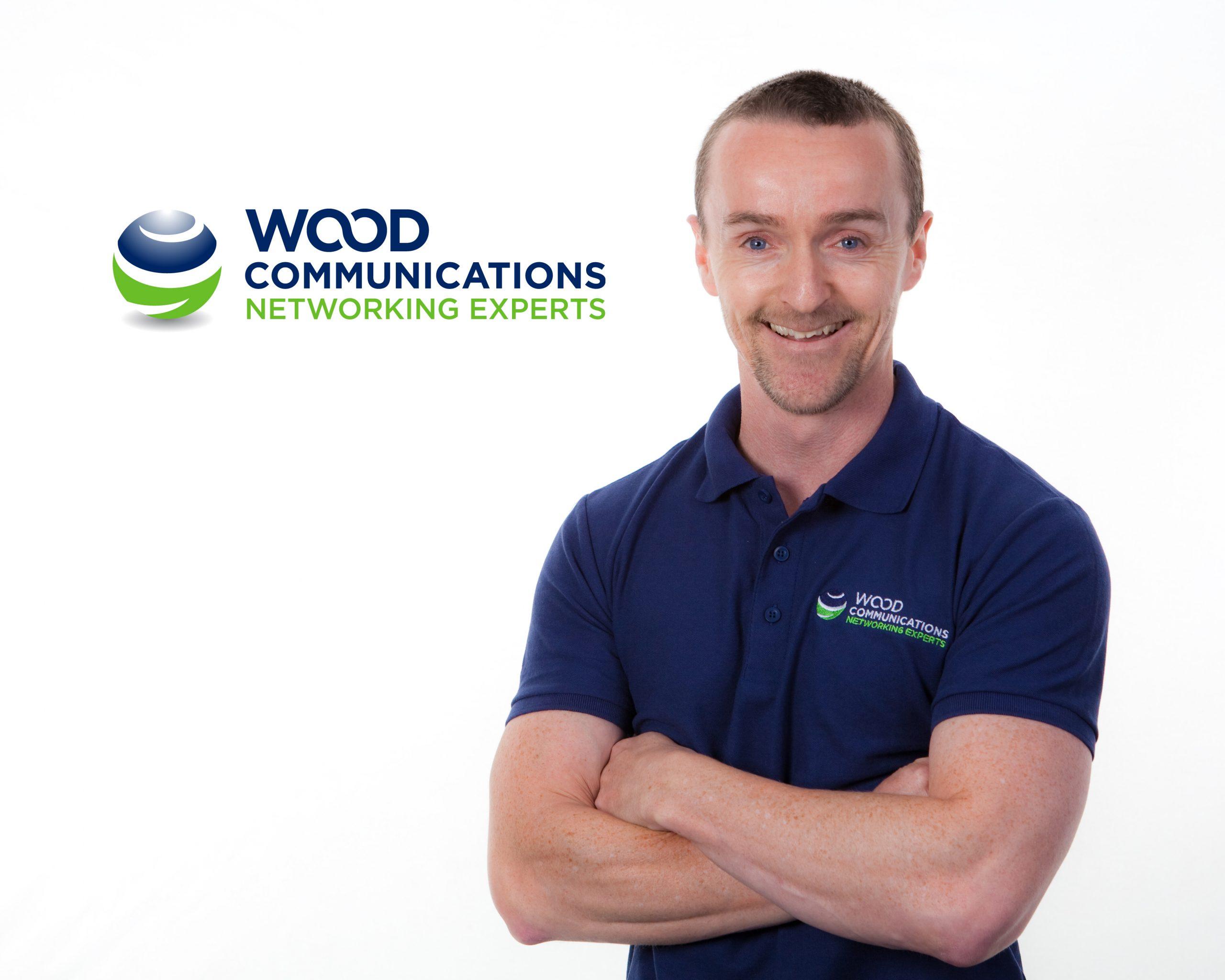 1. Eddie Needham - wood communications networking expert