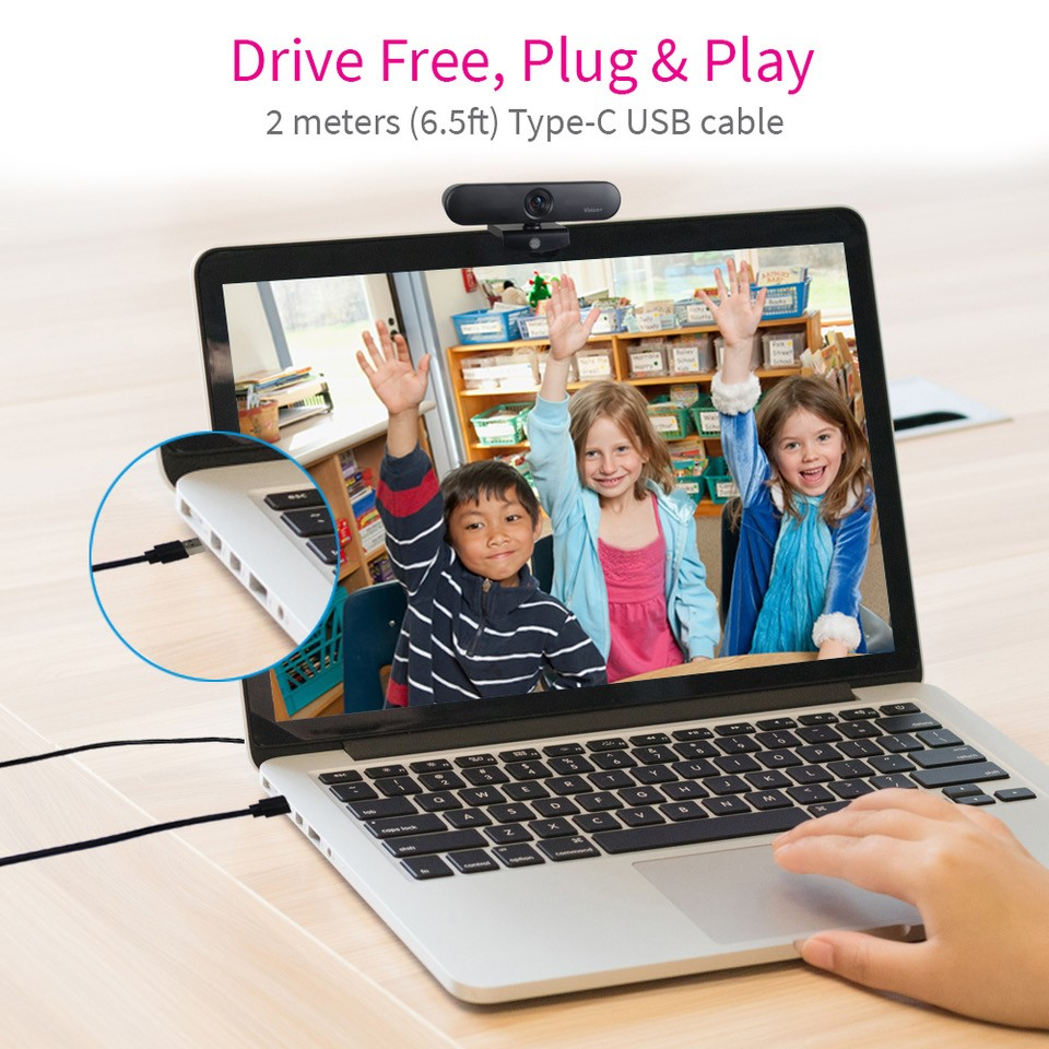 JPL Vision+ Webcam Drive Free Plus & Play