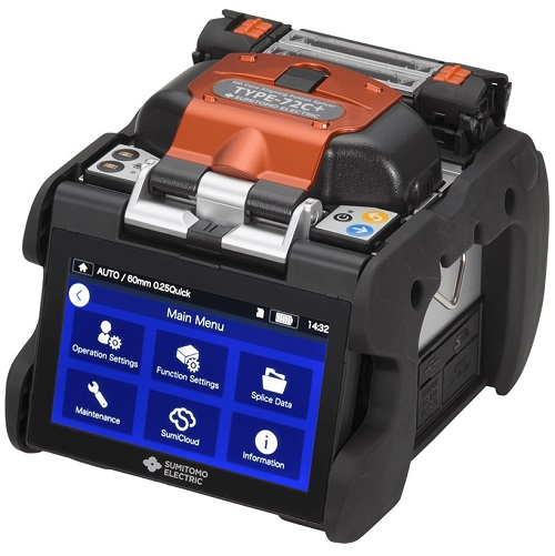 Sumitomo Splicer | Trade in Promotion | Wood Communications