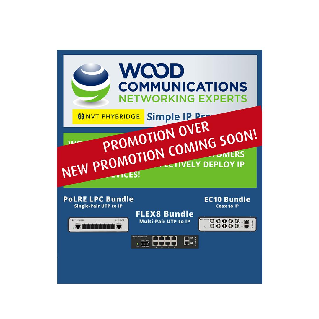 NVT Phybridge Simple IP Promotion (Promotion Expired)